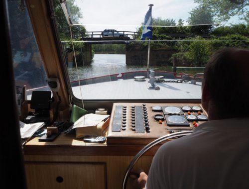 5-Seen-Fahrt Kapitän