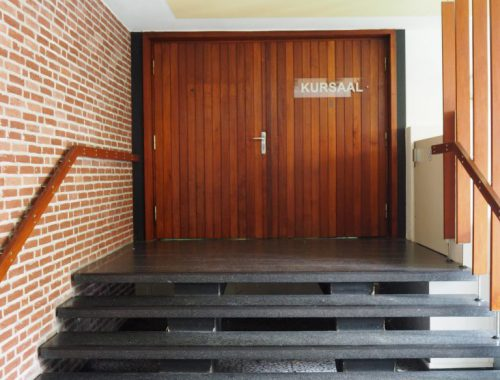Eingang Kursaal Malente