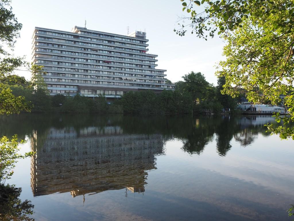 Ehemaliges Intermar Hotel in Malente