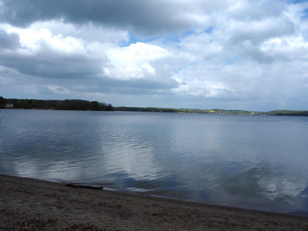 Badestelle Krummsee