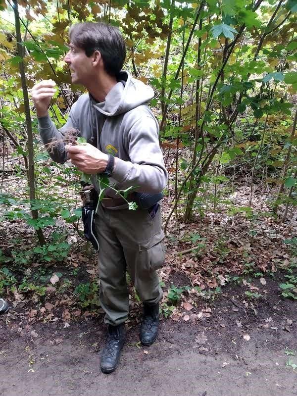 Survival Training mit Detlef Kamerau