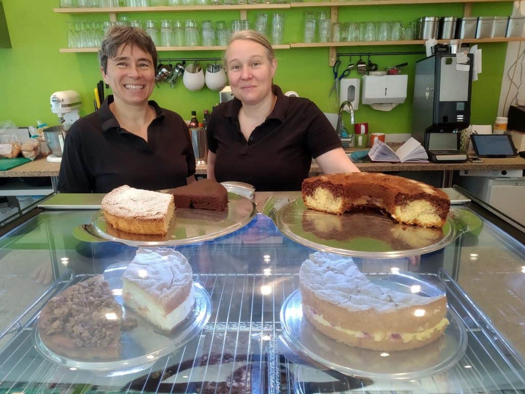 Team Café Gleis 3