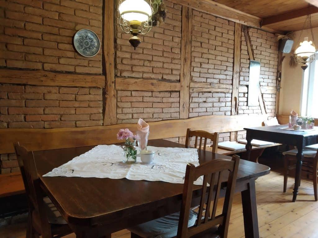 Cafés in Malente: Bauernstübchen auf Radlandsichten