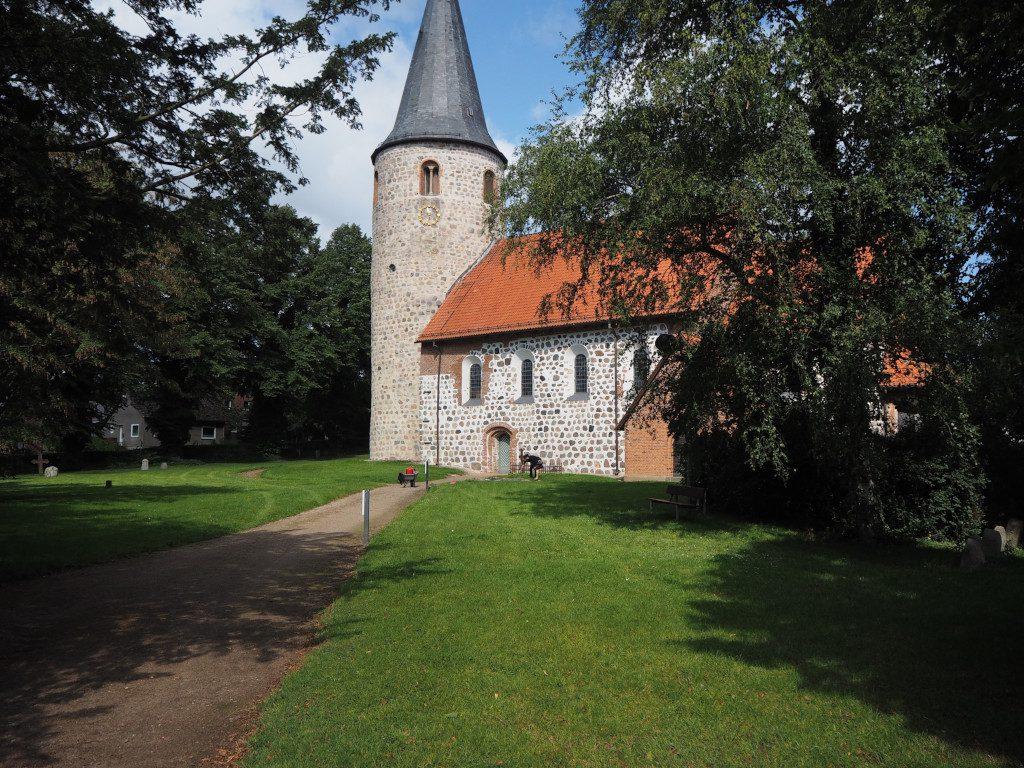 Neukirchen Kirche