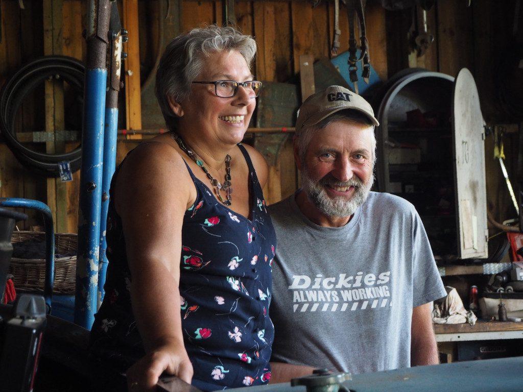 Hannelore und Jochen