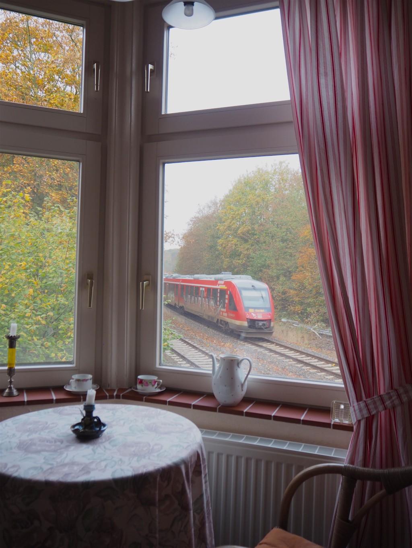 Ungewöhnliche Orte: Bahnwärter-Haus
