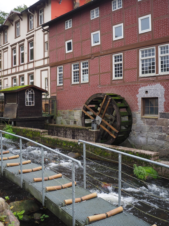 Ungewöhnliche Orte: Wassermühle Malente