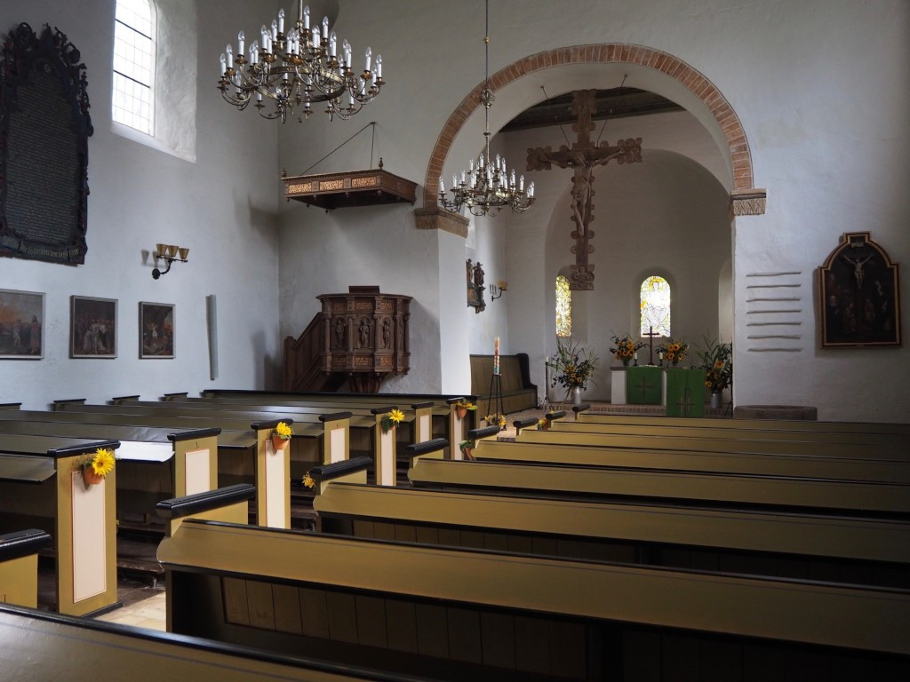 Chorbogen Kirche Neukirchen