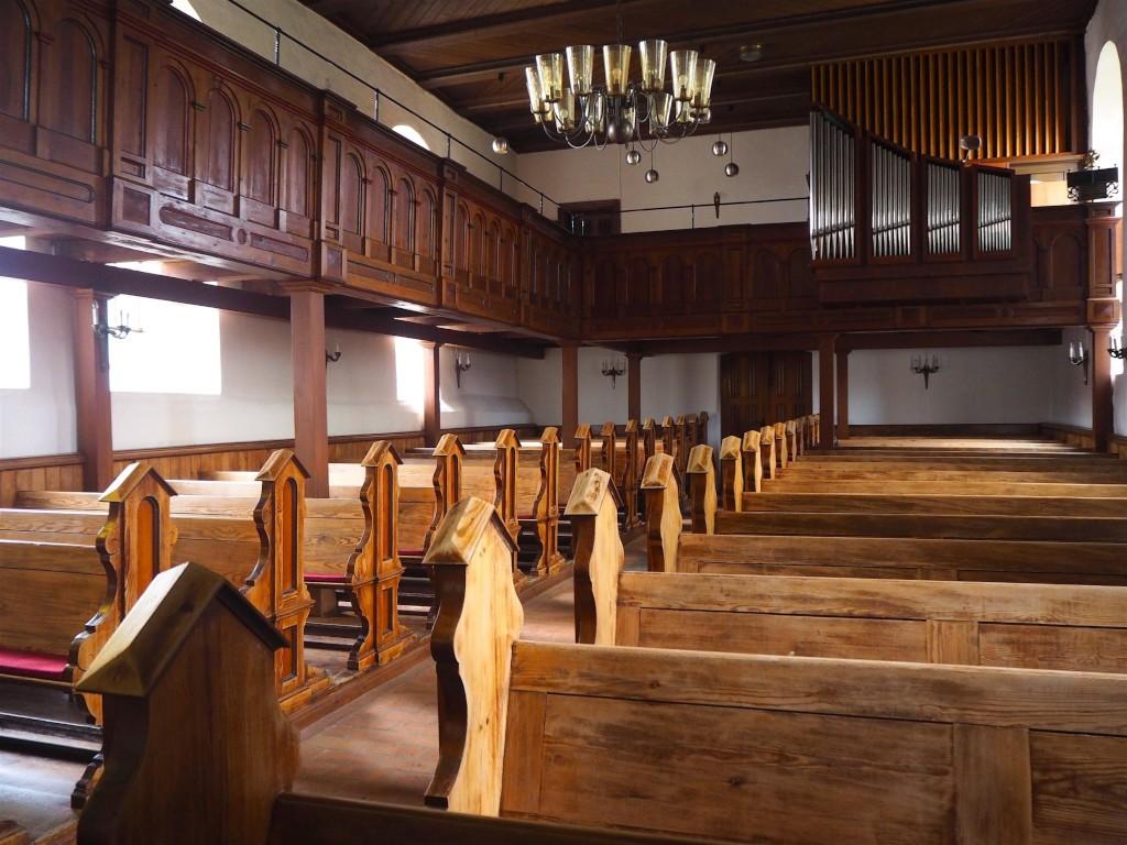 Maria Magdalenen Kirche Malente Empore