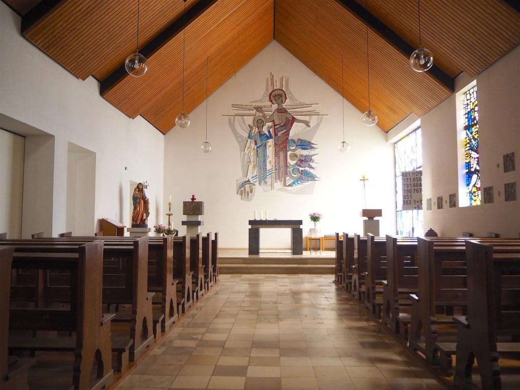 St. Marien Kirche Malente Innen