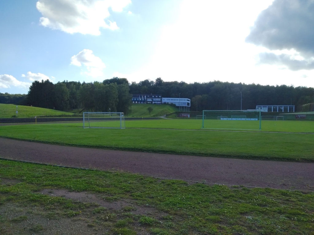 Gelände im Uwe Seeler Fußballpark