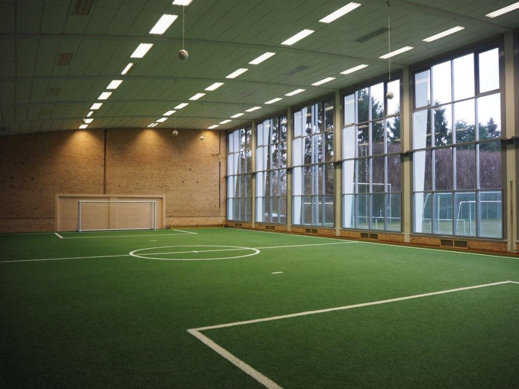 Uwe Seeler Fußballpark Indoor-Halle