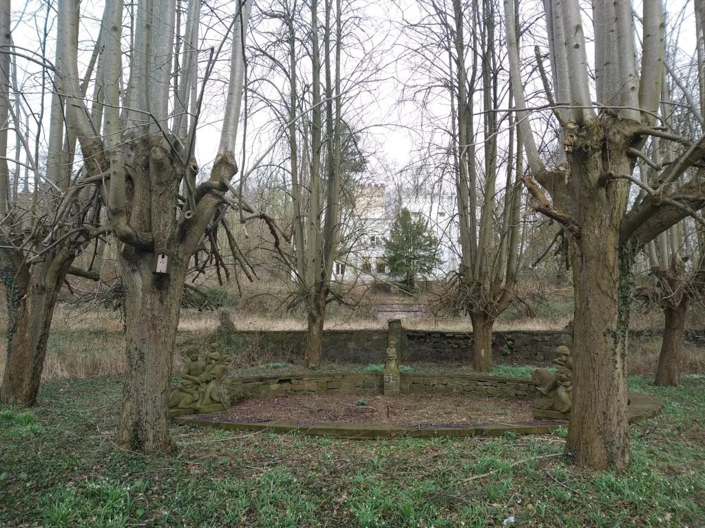 Schloss Eggersdorf im Wald