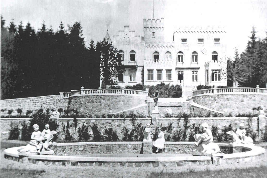 Schloss Eggersdorf Chronik Malente