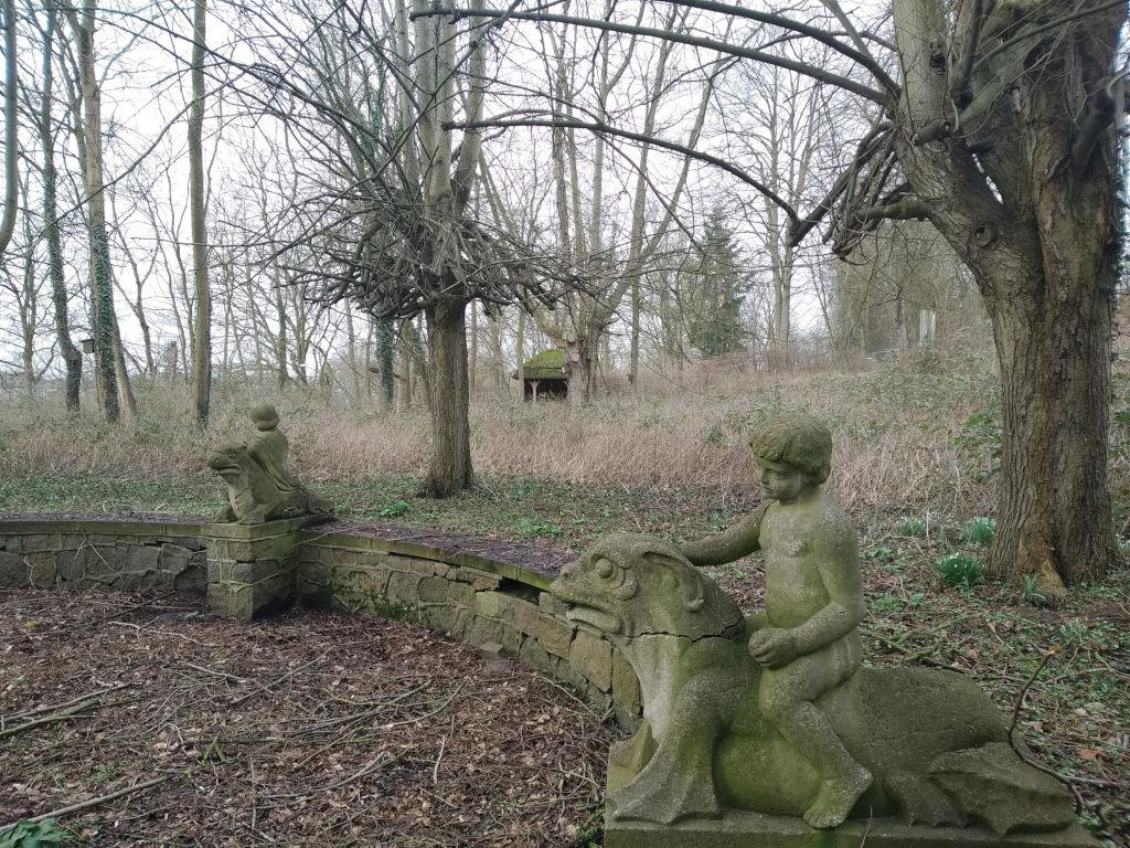 Schloss Eggersdorf Garten