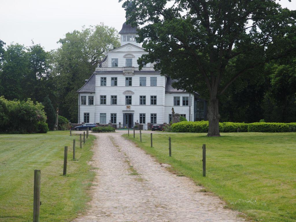 Der Gutshof Kletkamp gibt dem Dorf seinen Namen