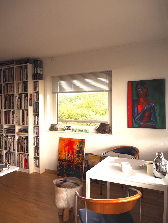 Intermar Wohnraum mit Essecke