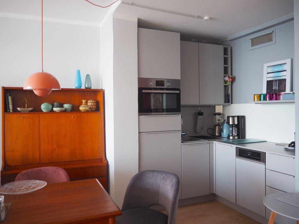 Intermar - Küche mit Esszimmer