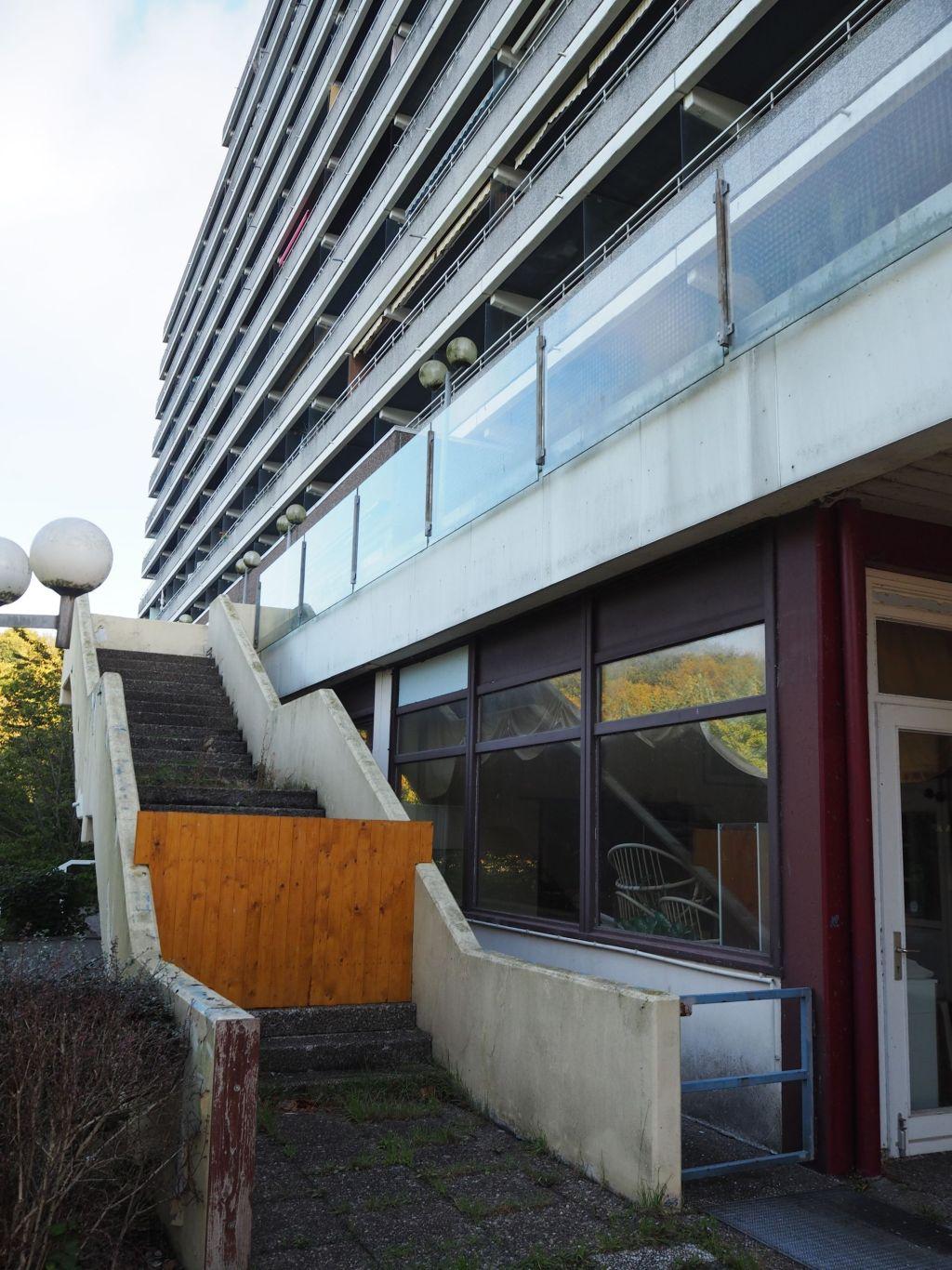 Intermar Lost Place und Wohngebäude