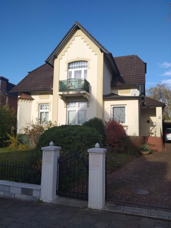 Bäderarchitektur - Villa in der Lindenallee