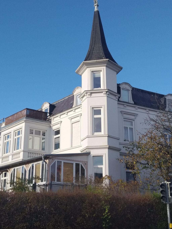 Bäderarchitektur - Gründerzeitvilla in der Lindenallee