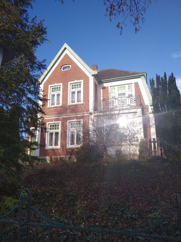 Bäderarchitektur - Prachtexemplar von Villa in der Lindenallee