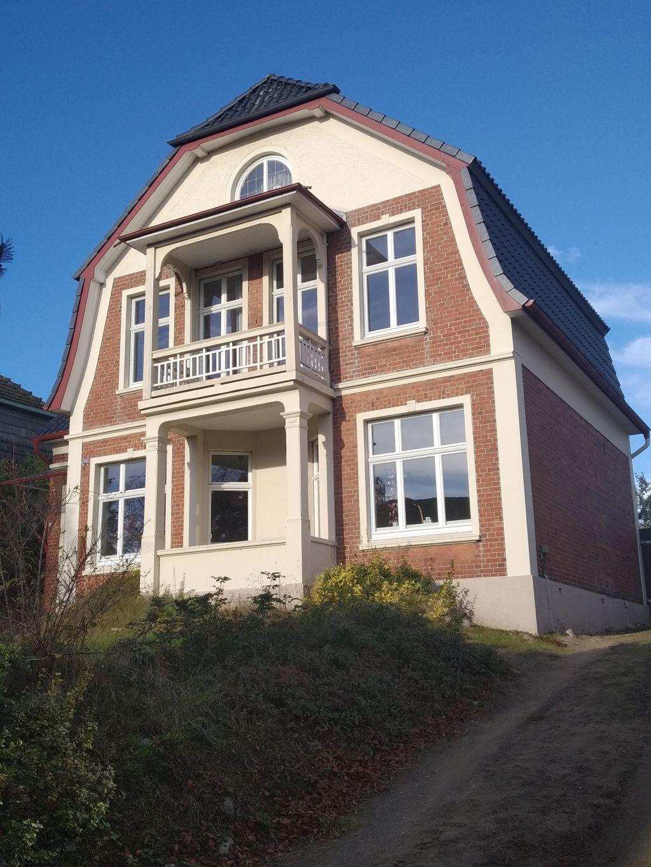 Bäderarchitektur - Villa mit klasizistischen Elementen in der Lindenallee