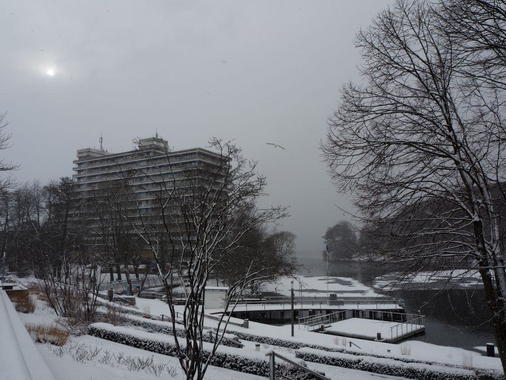 Intermar im Winter