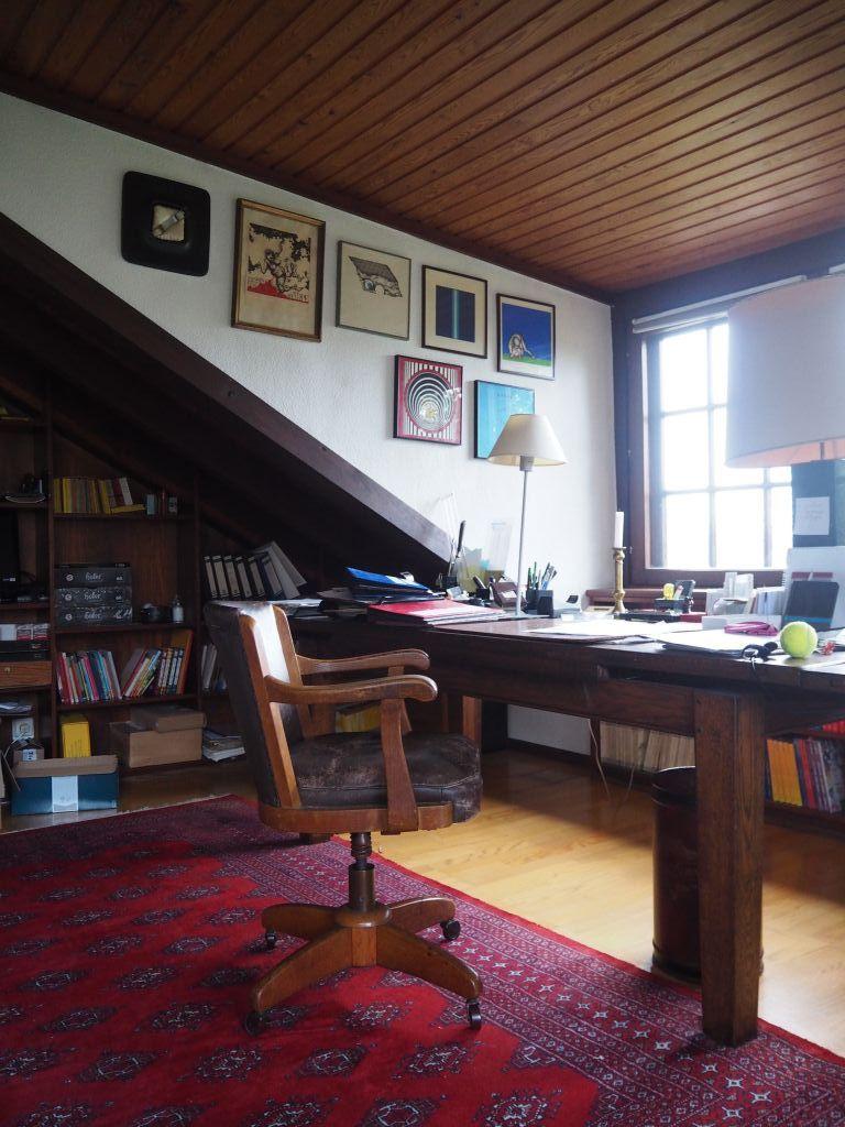 Vito von Eichborn_ Schreibtisch