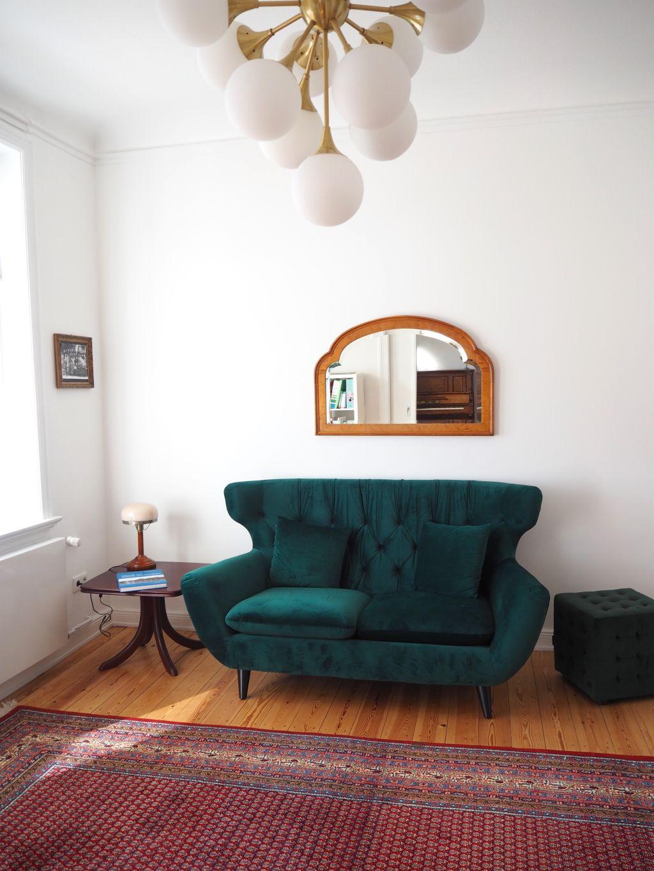 Seminarraum im Boheme-Stil
