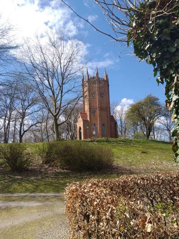 Der Hessenstein-Turm bei Panker