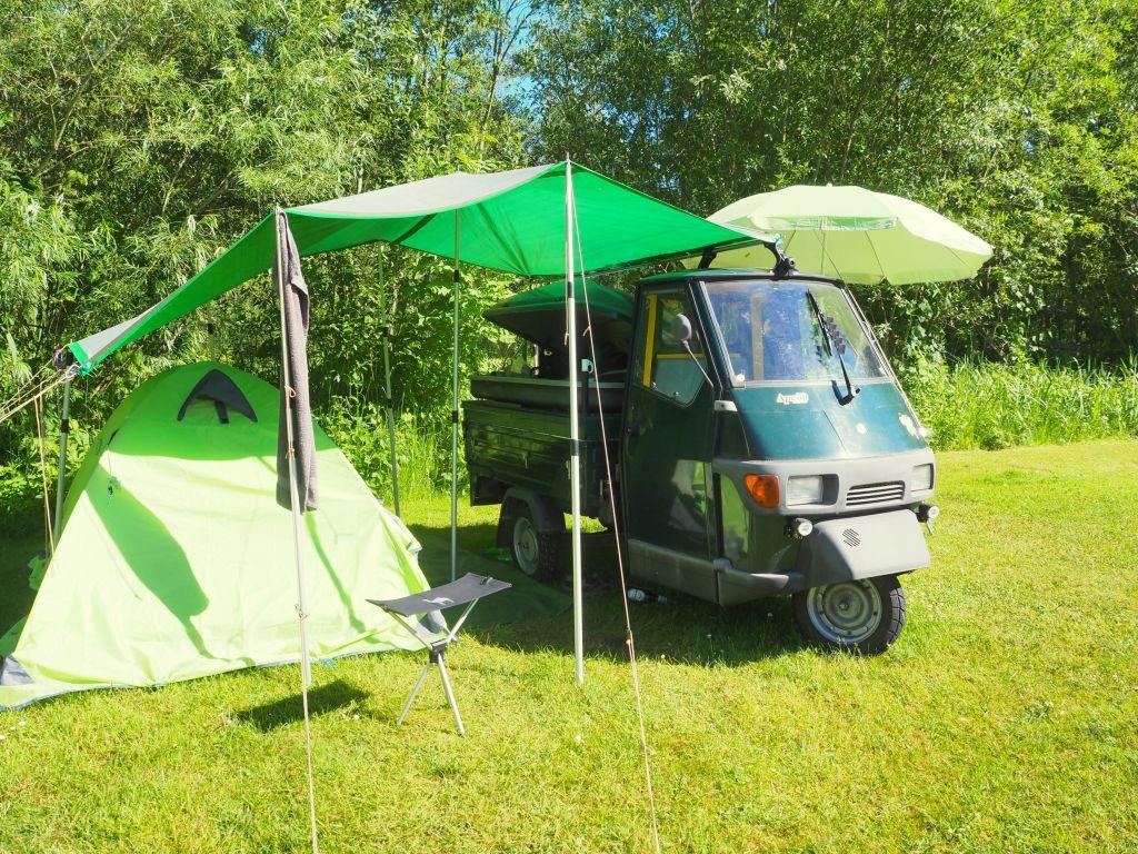 Camping für Individualisten und Naturliebhaber
