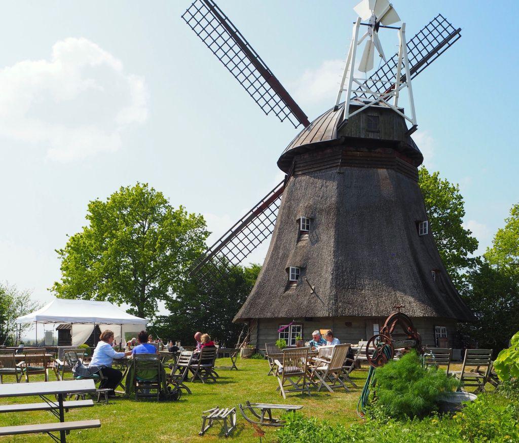 Die Grebiner Mühle