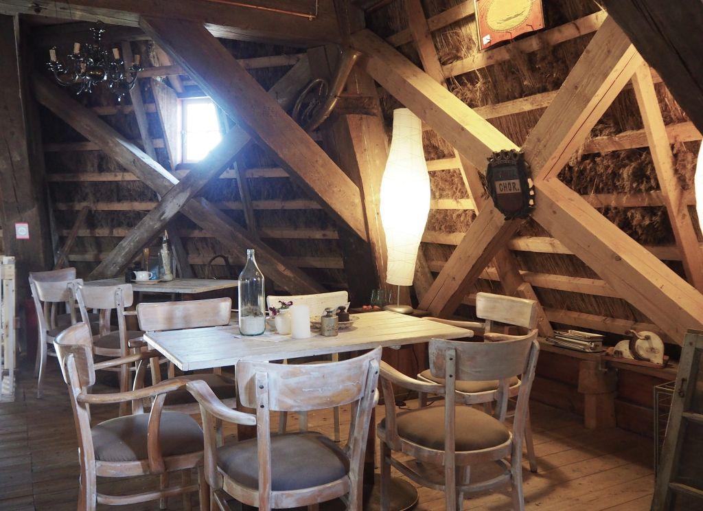 Die Grebiner Mühle wurde saugemütlich ausgebaut